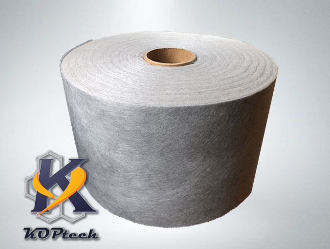 Carbon Fiber & Polyester Fiber Mixed Surface Veil